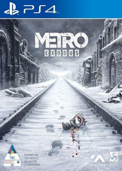 اکانت قانونی / Metro Exodus