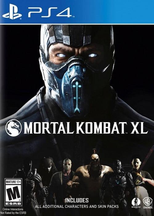 اکانت قانونی / Mortal Kombat XL