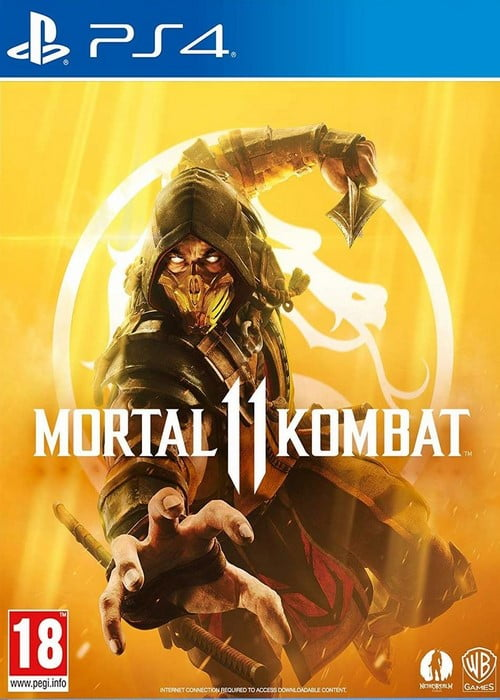اکانت قانونی / Mortal Kombat 11