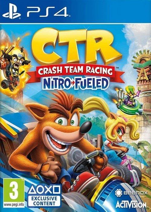اکانت قانونی / Crash Team Racing Nitro-Fueled