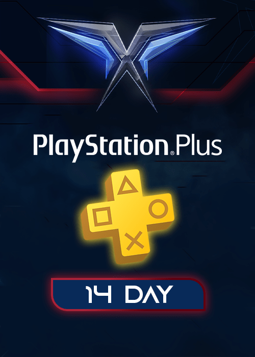 اشتراک 14 روزه PlayStation Plus آمریکا