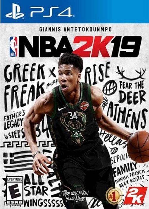 اکانت قانونی / NBA 2K19
