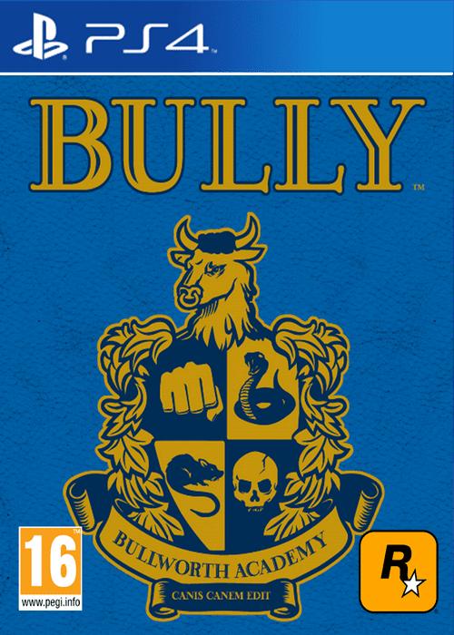 اکانت قانونی / Bully