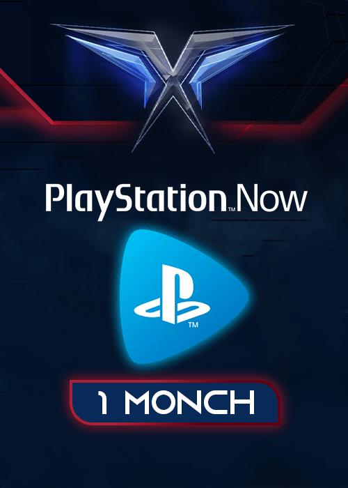 اشتراک 1 ماهه PlayStation Now آمریکا
