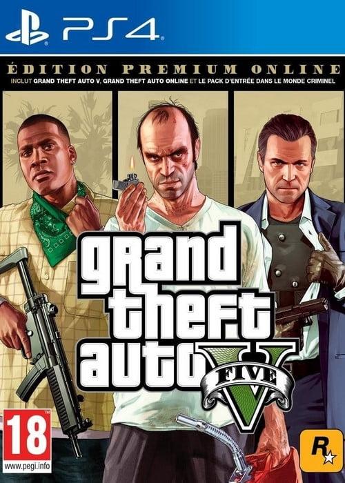اکانت قانونی / GTA V Premium Online Edition