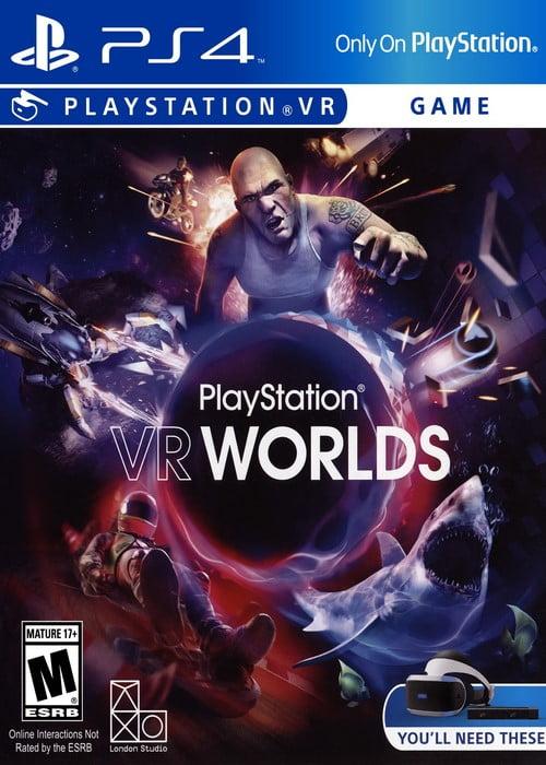 اکانت قانونی / PlayStation VR Worlds