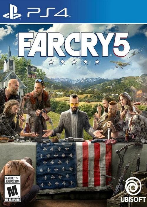 اکانت قانونی / Far Cry 5