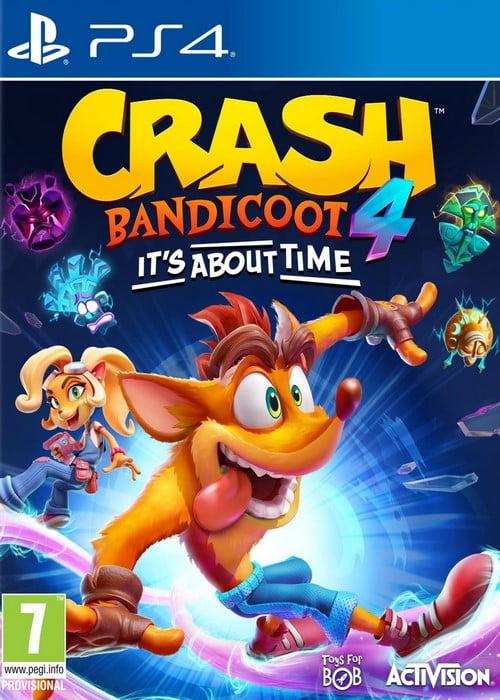 اکانت قانونی / Crash Bandicoot 4: It's About Time