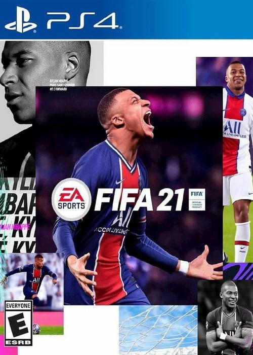 اکانت قانونی / EA Sports FIFA 21