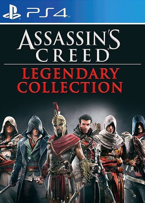 اکانت قانونی / Assassin's Creed Legendary Collection