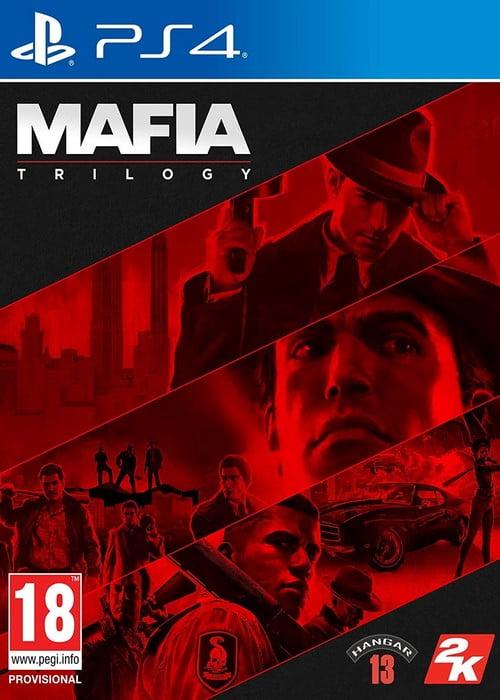 اکانت قانونی / Mafia: Trilogy