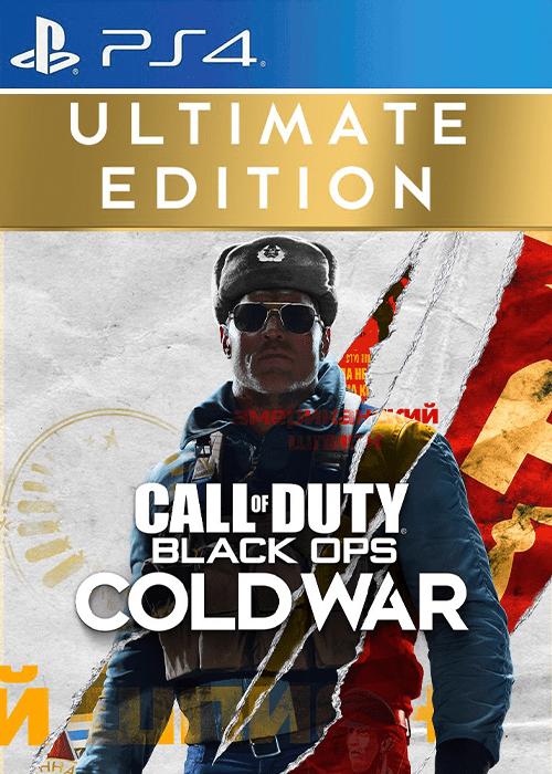اکانت قانونی / Call of Duty: Black Ops Cold War Ultimate Edition