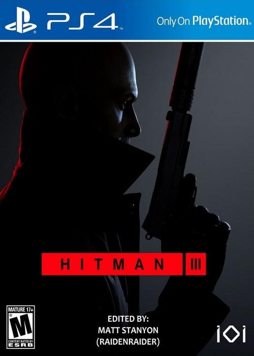 اکانت قانونی HITMAN 3
