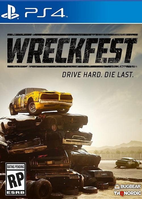 اکانت قانونی / Wreckfest