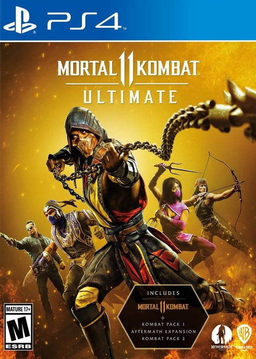 اکانت قانونی / Mortal Kombat 11 Ultimate