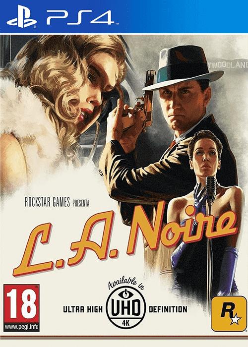 اکانت قانونی / L.A. Noire