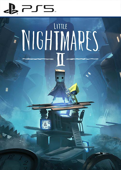 اکانت قانونی / Little Nightmares II