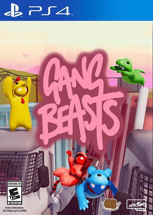 اکانت قانونی / Gang Beasts