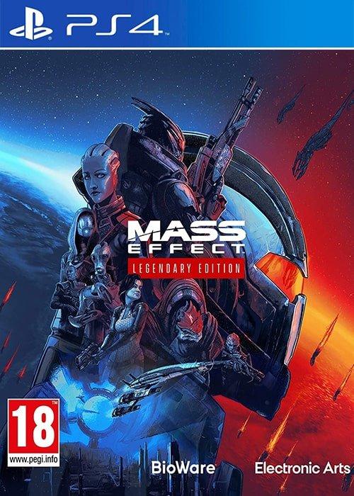 اکانت قانونی / Mass Effect Legendary Edition
