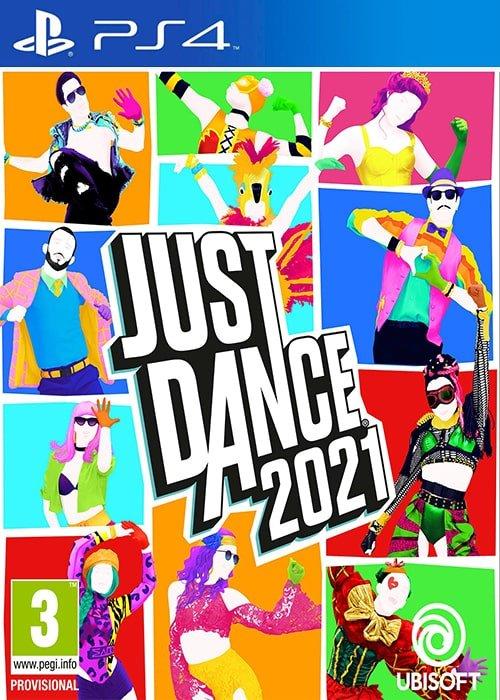 اکانت قانونی / Just Dance 2021