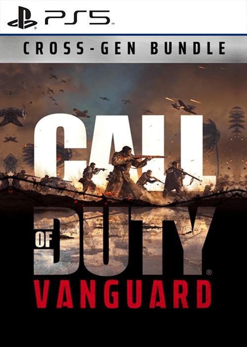 اکانت قانونی / Call of Duty: Vanguard Cross-Gen Bundle